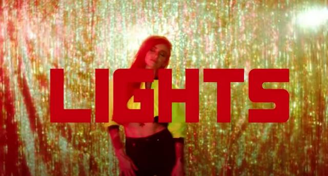 Felix Cartal & Lights - Love Me