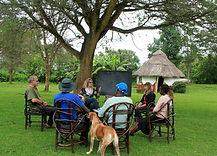 Stages au Kenya