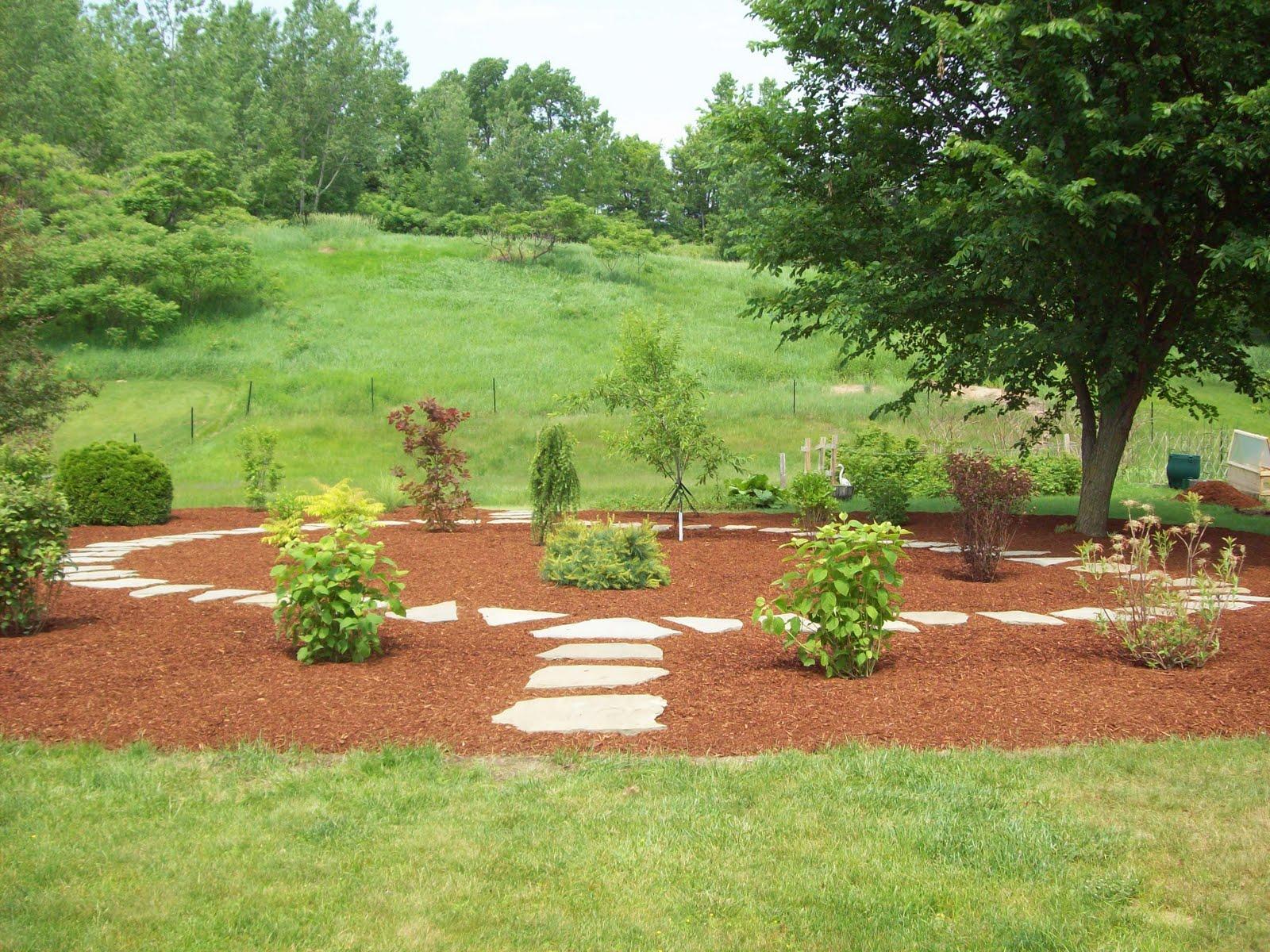 Back Yard Retreat Garden