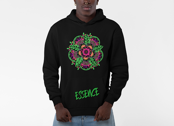 """""""Piece of clothing"""" By Essence Jerzees Fleece Pullover Hood"""