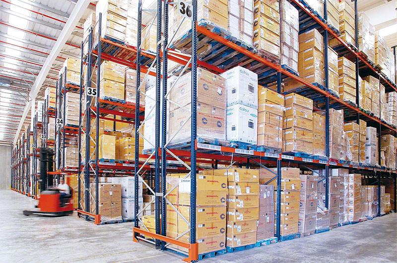 High Piled Storage