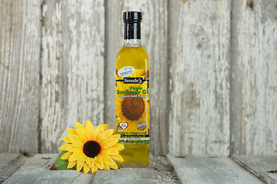 16 oz. Cold Pressed Sunflower Oil