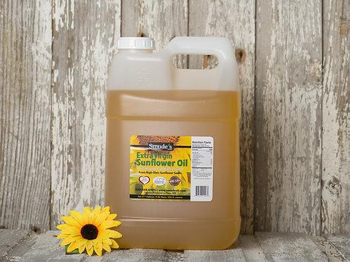 2 1/2 Gallon Cold Pressed Sunflower Oil