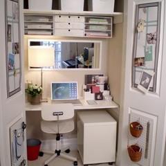 5 essentiels pour un bureau à domicile organisé