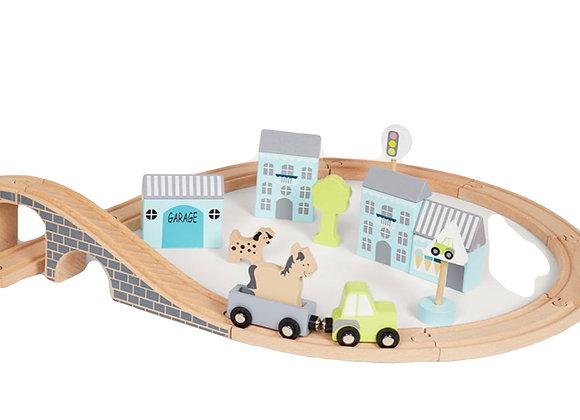 The Mega Car and Road Set