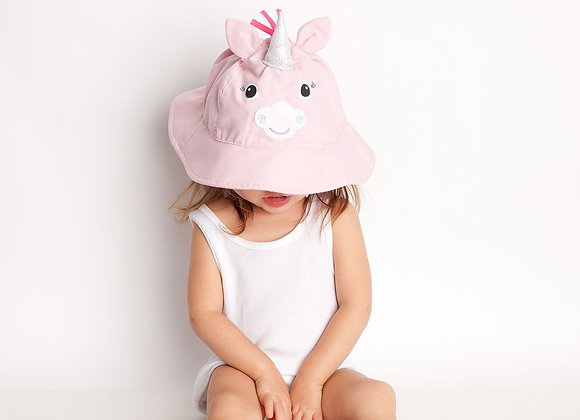 Unicorn Sun hat