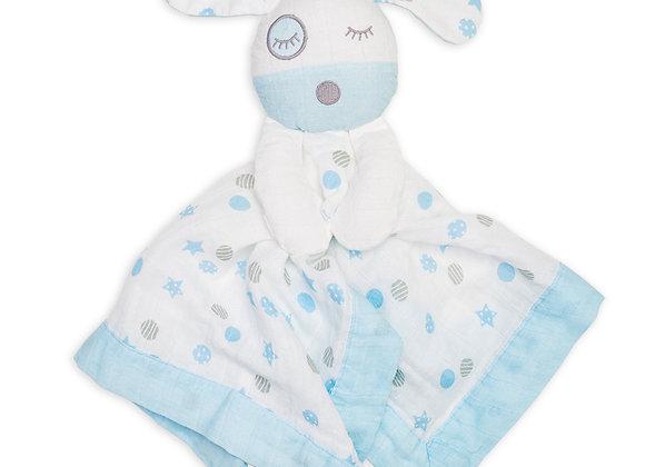 Cotton Muslin Lovie - Puppy