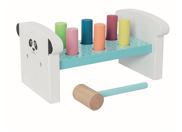 Hammer & Peg Set