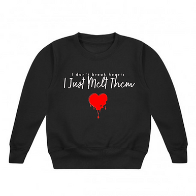Melting Hearts Sweatshirt