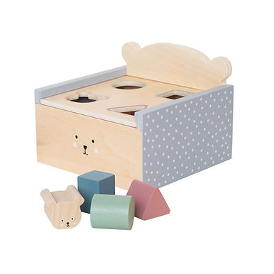 Teddy Sorter Box