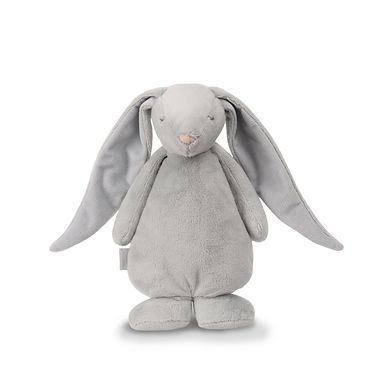 MOONIE HUMMING BUNNY  NIGHT LAMP - SILVER