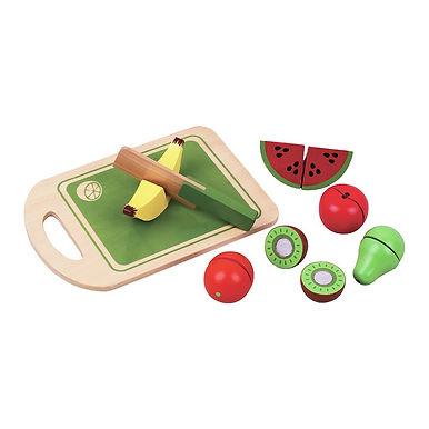 Wooden Fruit Play set