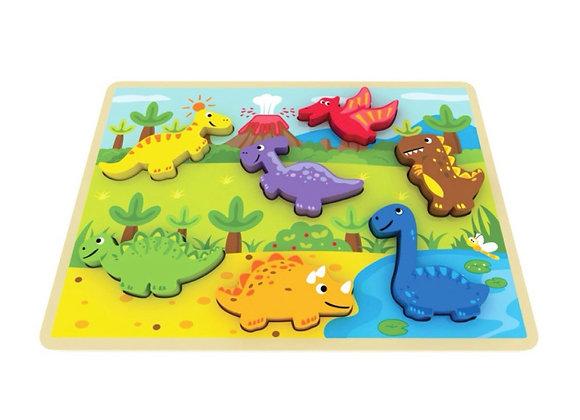 Dino World Puzzle