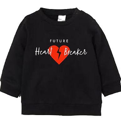 Future Heartbreaker Sweat - Black
