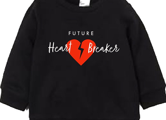Future Heartbreaker Sweat - Black