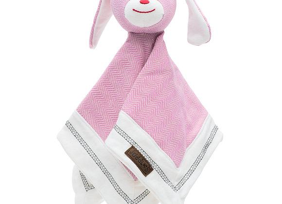 Organic Cottage - Lovey Rabbit - Sunset Pink