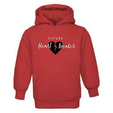 Future Heart Breaker Fleece Hooded Top