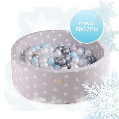 Frozen Ball pit
