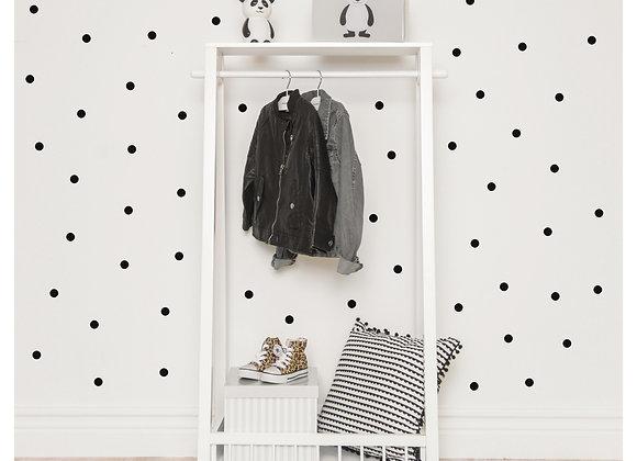 White Clothes Rail