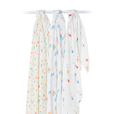 High in the Sky 3 Pack Swaddle