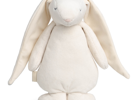 MOONIE THE HUMMING BUNNY WITH A NIGHT LAMP