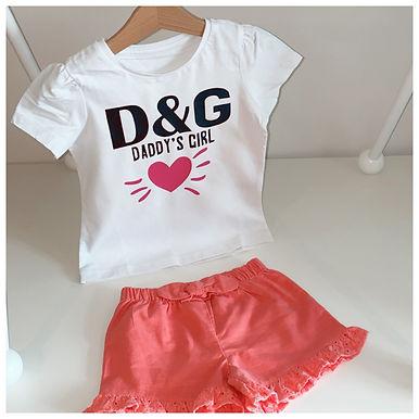 D&G Daddy's Girl Tshirt