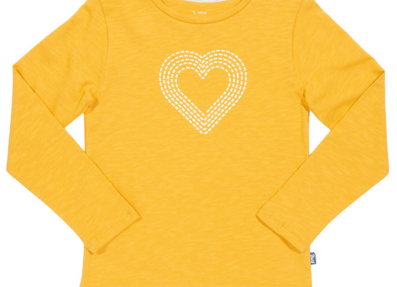 Heart Long Sleeve Top