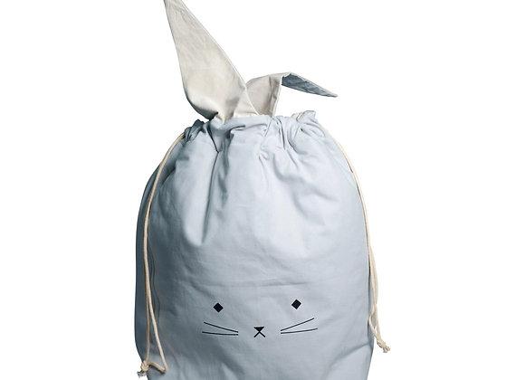 Storage Bag  Cat Foggy Blue