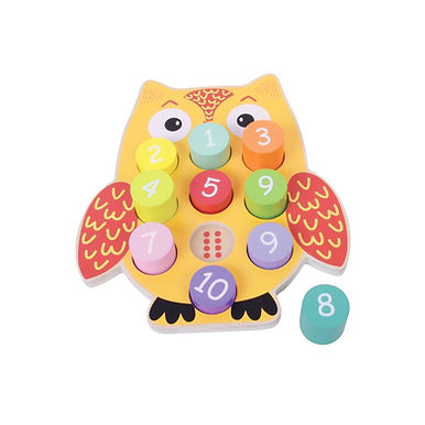 Owl Number Puzzle