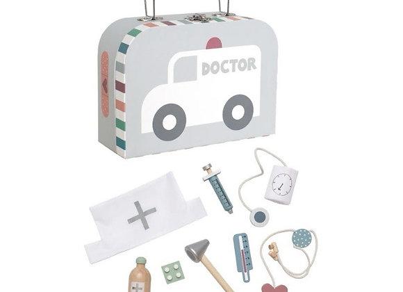 Doctors Case Silver