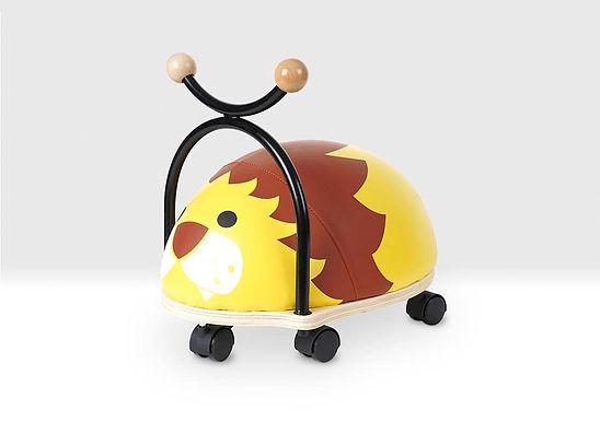Lion Balance Bug