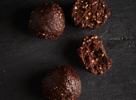 High Protein Banana Oat Recovery Bites
