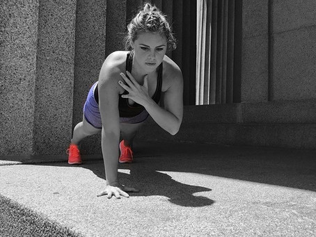 USE YOUR BODYWEIGHT TO GET FIT!