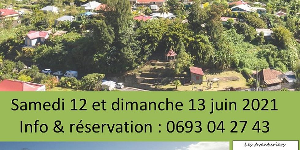 Sortie « Drone & Patrimoines » à Hell-Bourg Salazie le 12 et 13 juin