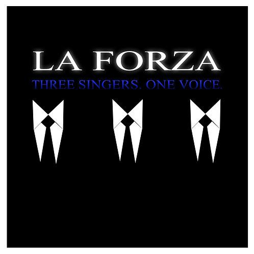 LA FORZA | THREE SINGERS. ONE VOICE.