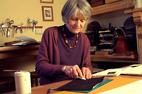 Bookbinding with Judith Ellis