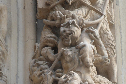 Sculpture and Dry Clay Building Workshop: Medieval Architecture & Gargoyles