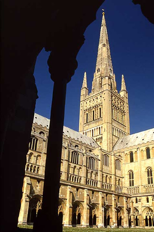 Photography Location Shoot at Norwich Cathedral