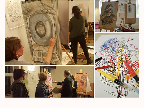Observational Drawing with Sarah Beare