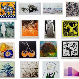 The 4th Mini Print Exhibition