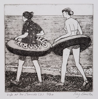 IVY SMITH life at the seaside 2(,girls w