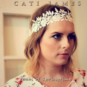 NEW MUSIC ALERT!                              THE ARRIVAL OF SPRING LANDS NEW MUSIC BY CATI JAMES