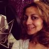 Amy in the studio (Recording)