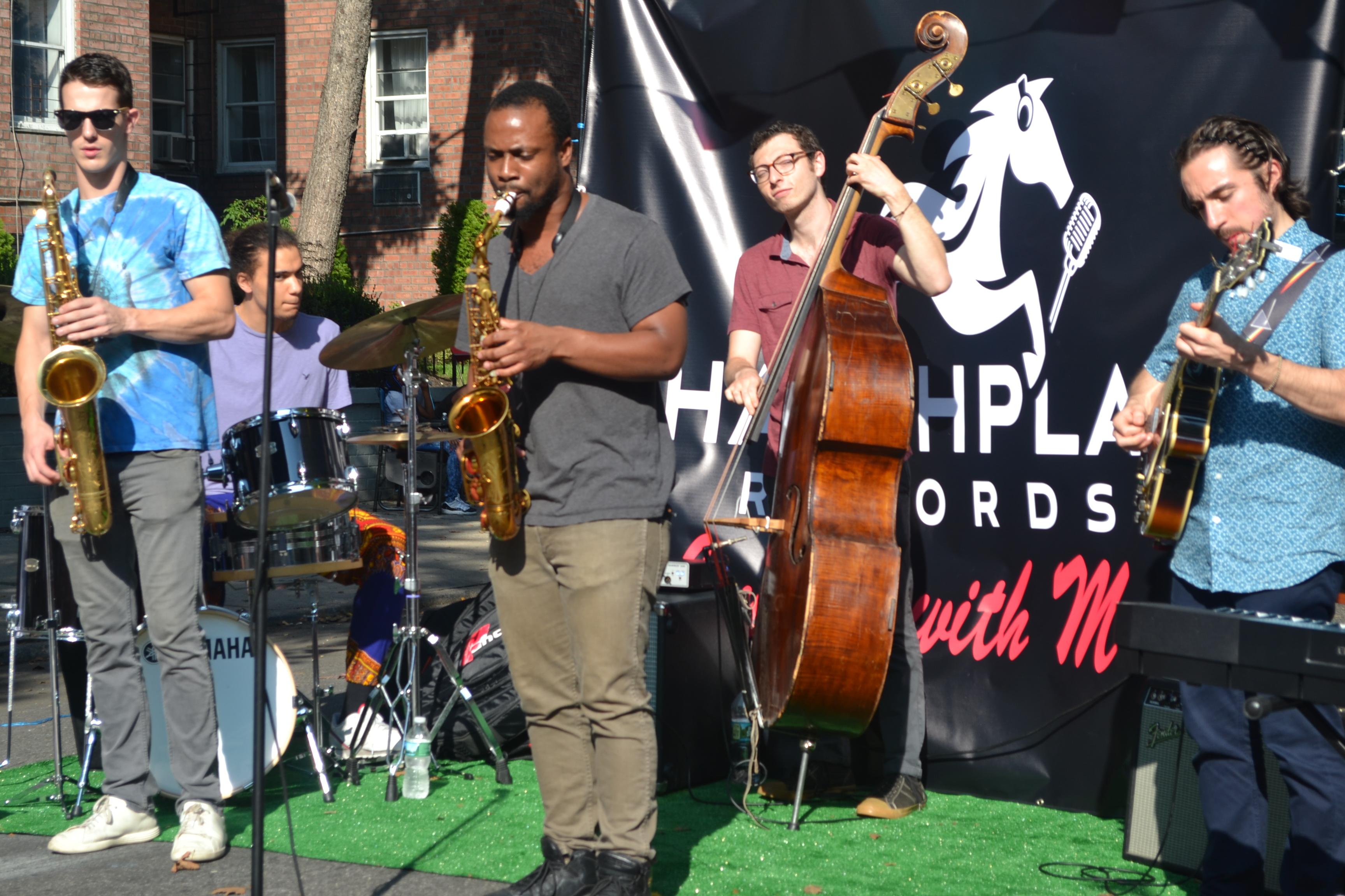 LL1 Jazz Band