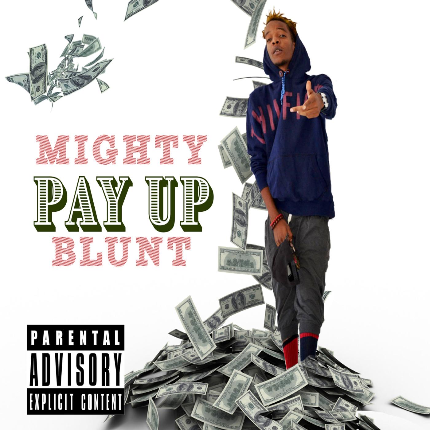 Pay Up Official Album Art
