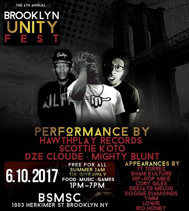 Brooklyn Unity Fest