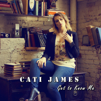 "Singer Cati James drops unannounced single ""Get to Know Me"" on May 23rd, 2016"
