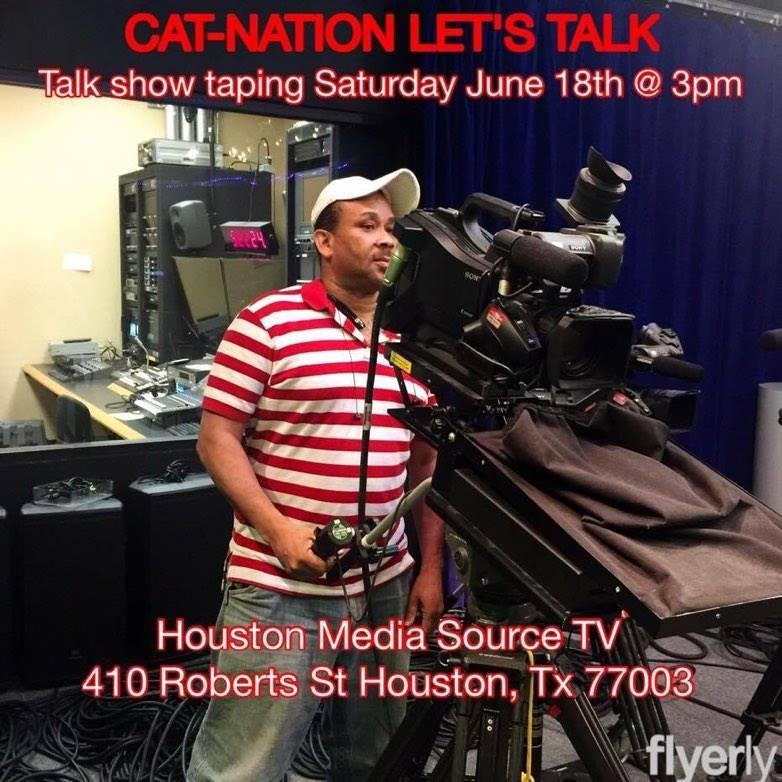 Cat Nation Talk Show