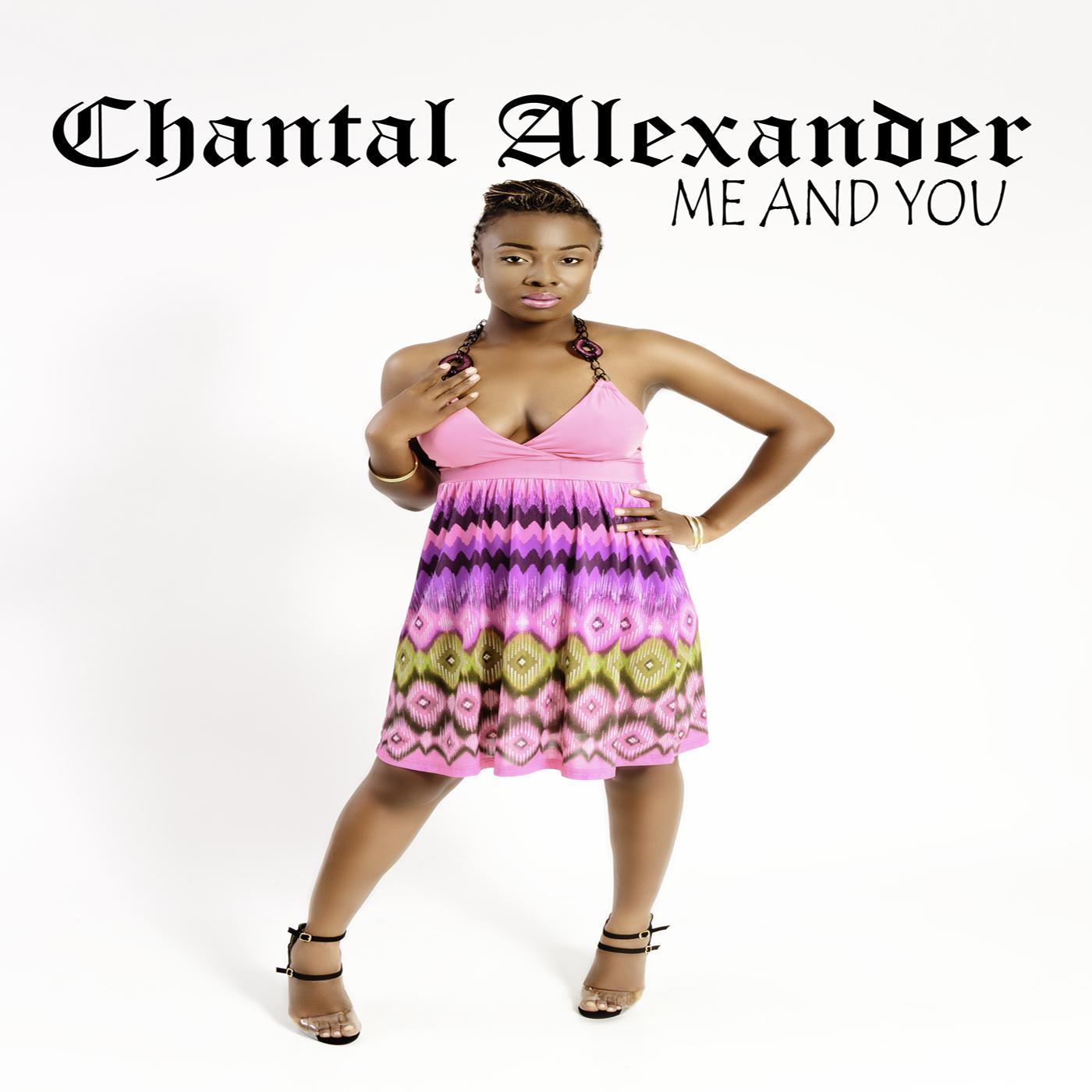 Chantal Alexander Cover Art