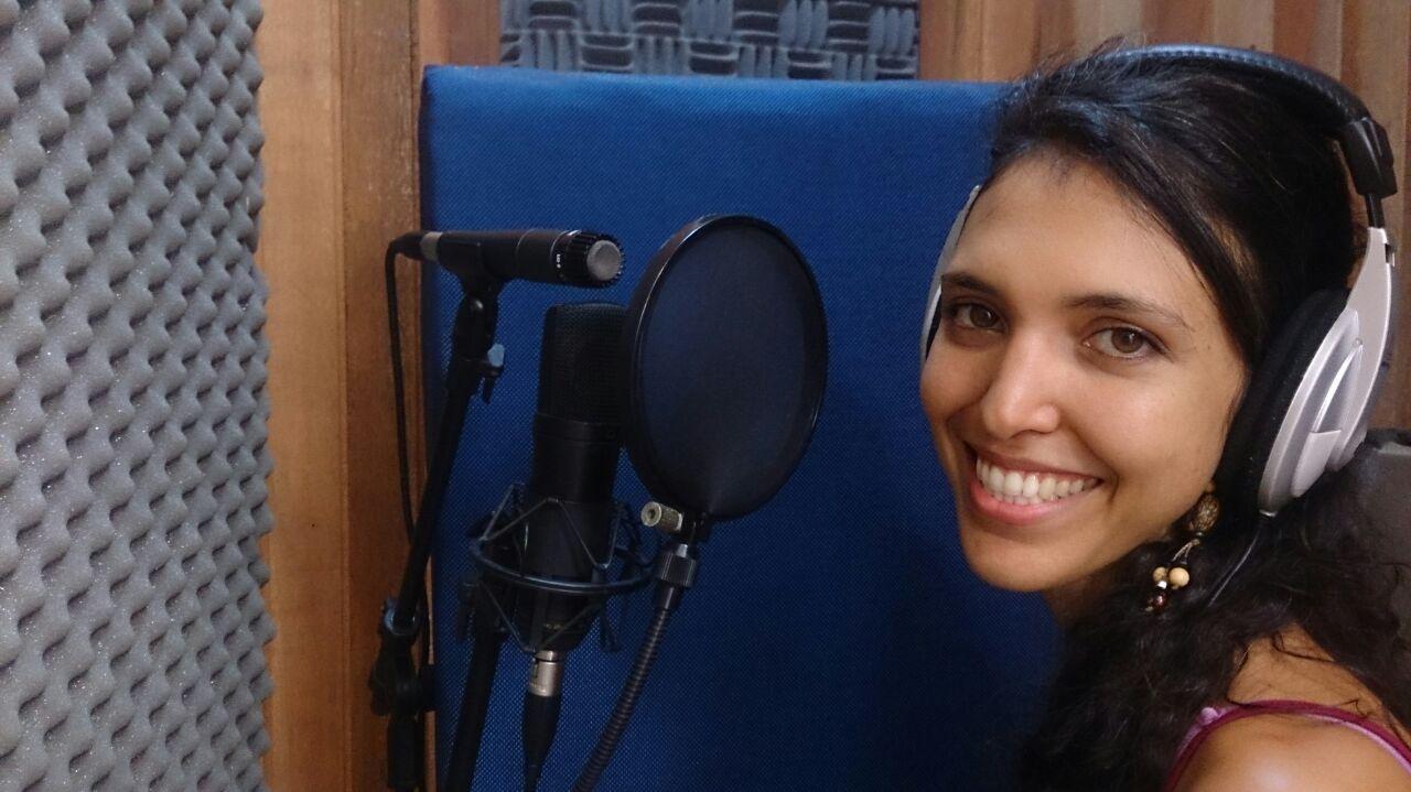 Samia in studio